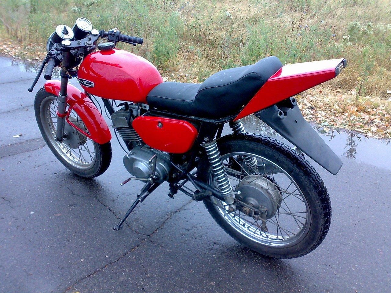 Как сделать мотоцикл тюнинг фото 320
